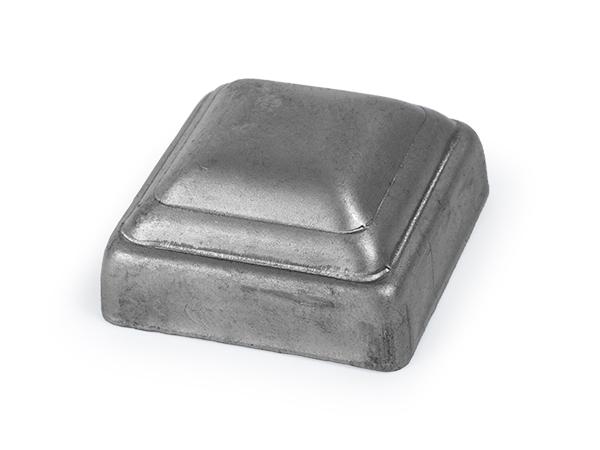 Pressed steel cap, 1.5 inch