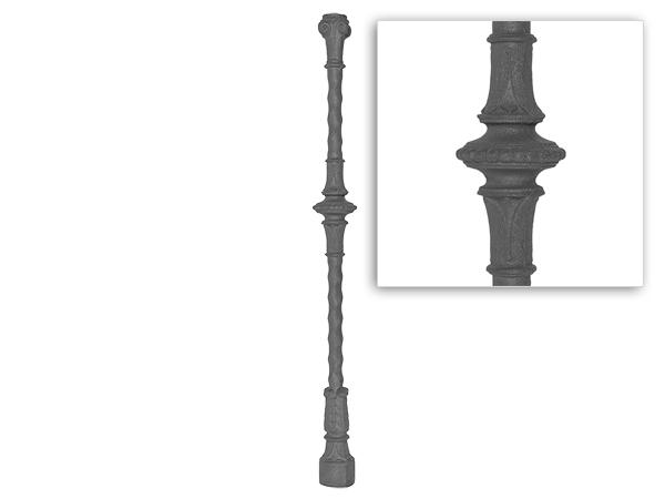 Round baluster, 32.5 inch