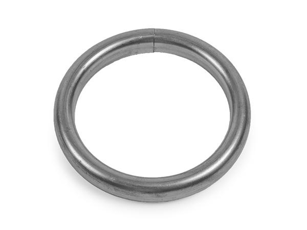 Steel round tubing