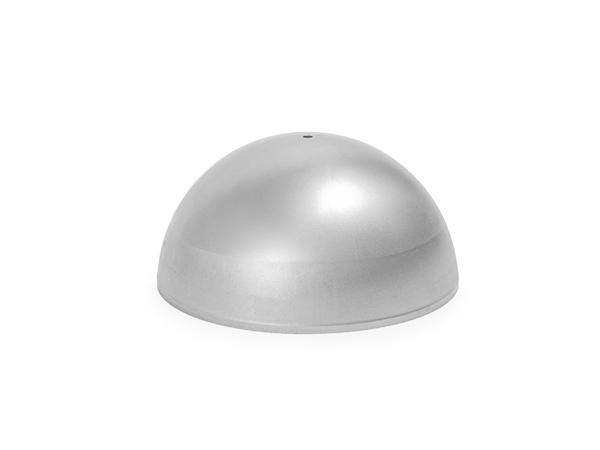 Steel hemisphere 5 inch