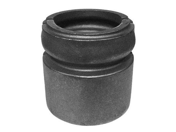 Cast iron base, 2 pieces 6 inch