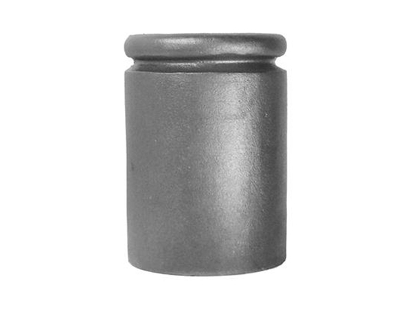 Cast iron collar or base, 2 piece