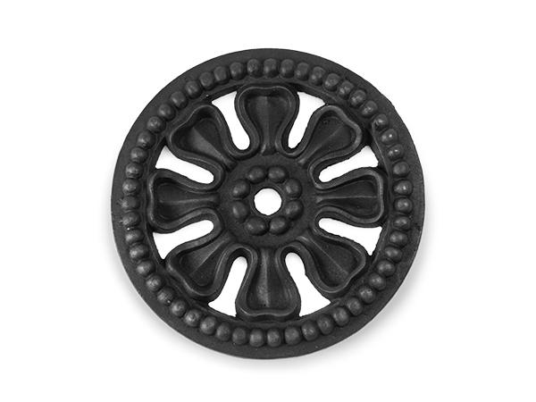 Decorative washer rosette