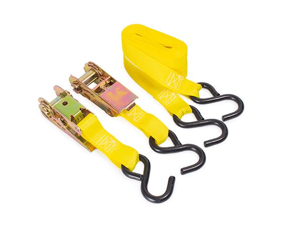 Ratchet strap S hook