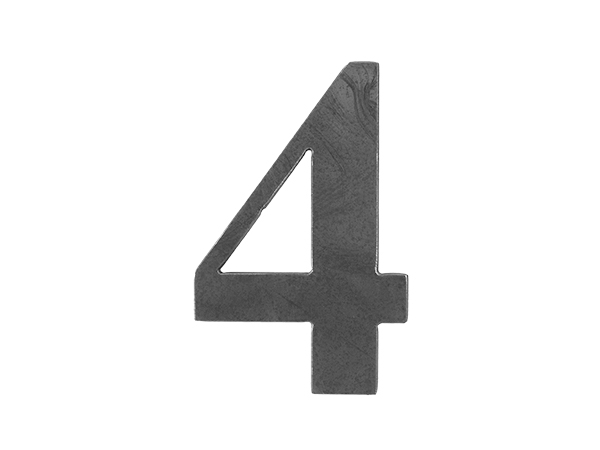 Steel number 4