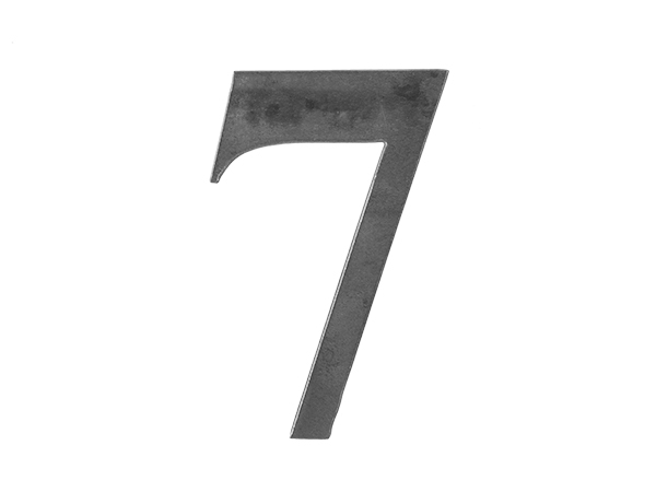 Steel number 7