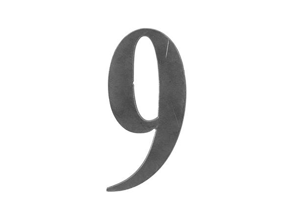 Steel number 9