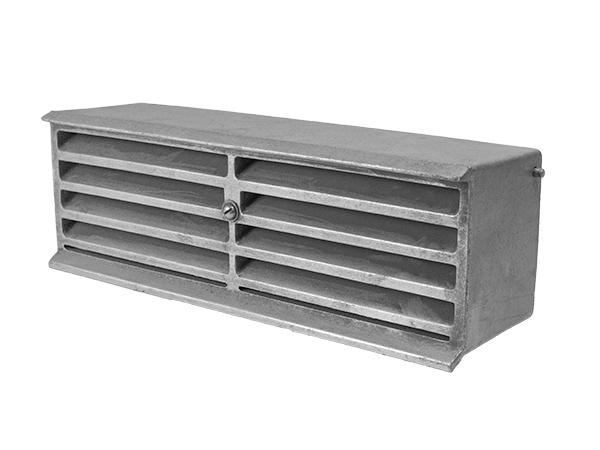 Aluminum Foundation vent