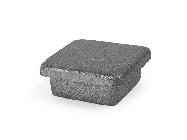 Cast iron, 1.5-inch drive in cap.