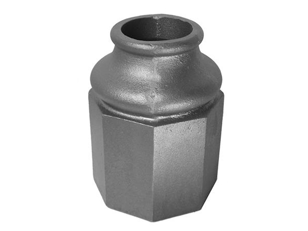Cast iron collar or base