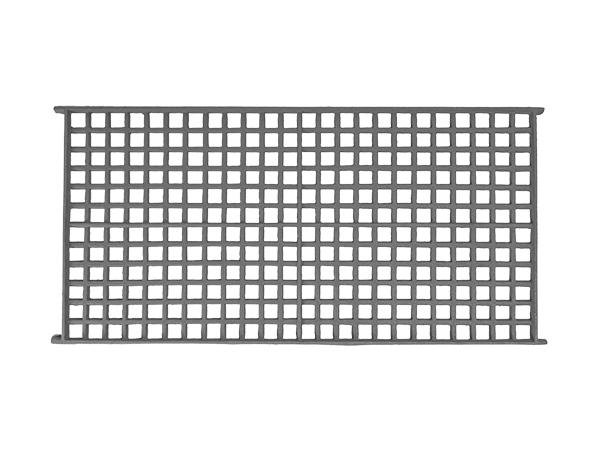 Cast iron grate square