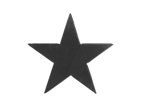 Plasma cut star