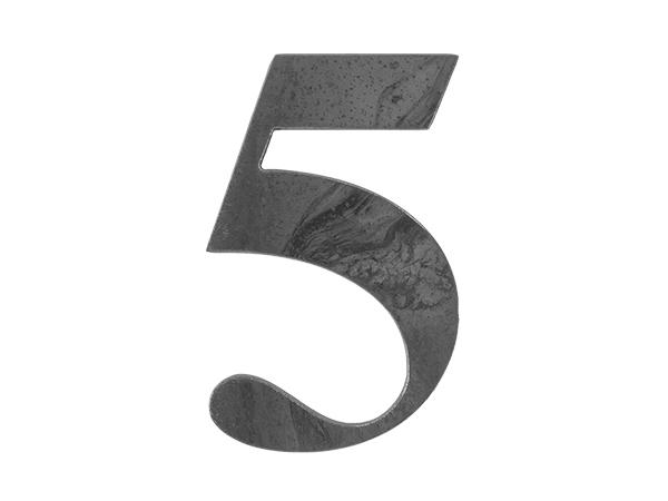 Steel number 5