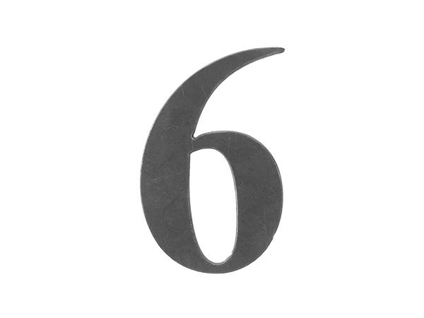 Steel number 6